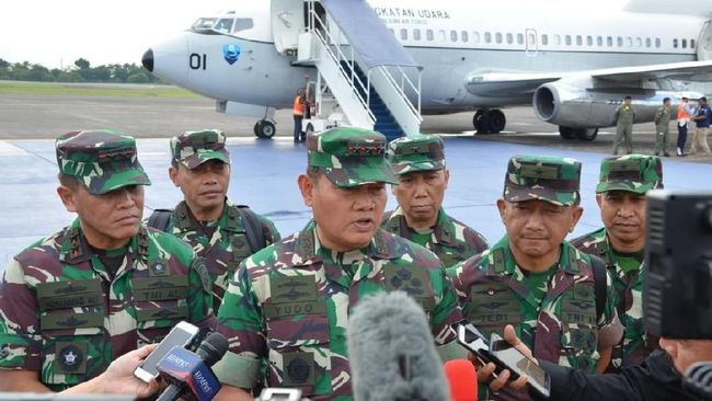 China Natuna TNI Siaga