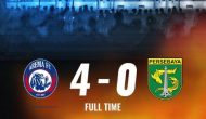 Permalink to Arema FC Hajar Persebaya 4-0 Highlights